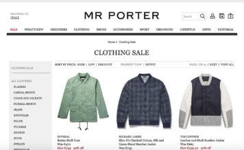Cinque e-commerce di moda per acquistare in saldo