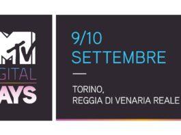 MTV Digital Days 2016 Venaria Reale Torino