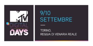 MTV Digital Days 2016 Venaria Reale Torino