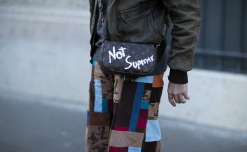 Fashion Week FW17 di Parigi