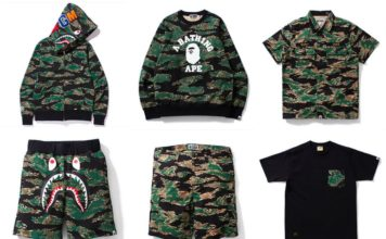 Tiger Camo Collection
