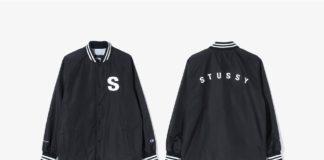 Stüssy x Champion